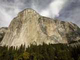 Low Angle View of El Capitan