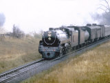 "Ex-Canadian Pacific Steam Locomotive 2860  a 4-6-4 ""Royal Hudson"""
