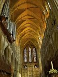Truro Cathedral in Truro  Cornwall Is Part of the Church of England