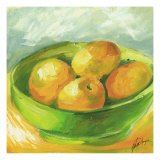 Small Bowl of Fruit I