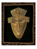 African Mask I