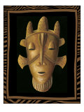 African Mask II