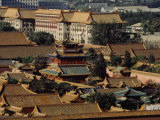 Roofscape of the Forbidden City