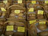 Pasties  a Traditional Cornish Baked Pie  for Sale in a Bakery