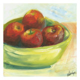 Small Bowl of Fruit III