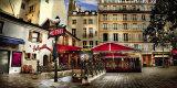 Metro Saint-Michel, Paris Reproduction d'art par Stephane Rey-Gorrrez