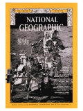 Cover of the July  1971 National Geographic Magazine