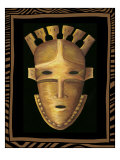 African Mask III
