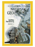 Cover of the September  1983 Issue of National Geographic Magazine