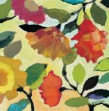 Floral Tile I