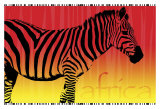 Zebra Dawn