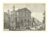 Piranesi View of Rome IV natural
