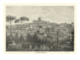 Piranesi View of Rome I natural