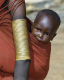 Samburu Baby  Kenya