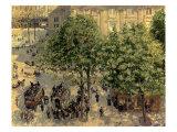 Place Du Theatre Francais  1898
