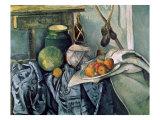A Still Life Aubergines