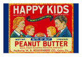 Happy Kids Bits O&#39; Nut Peanut Butter