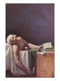 The Murdered Marat
