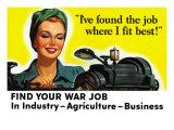 Find Your War Job
