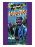 Frankenstein&#39;s Mechanical Monster