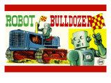Robot Bulldozer