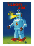 Flashy Jim - The Robot