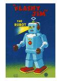 Flashy Jim - The Robot