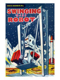 Swinging Baby Robot