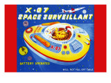 X-07 Space Surveillant