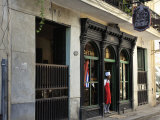 Cafe O'Reilly  Established 1893  in Calle O'Reilly in Havana's Historic Centre  Old Havana (Habana