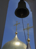Belfry and Domes of Newly-Built Russian Orthodox Cathedral in Historic Centre  Habana Vieja  Cuba