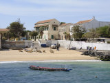 Goree Island Famous for its Role in Slavery  Near Dakar  Senegal  West Africa  Africa