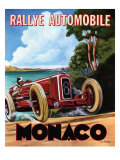 Monaco Rallye