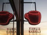 Pike Place Market  Seattle  Washington State  Usa