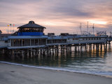 Pier  Redondo Beach  California  United States of America  North America
