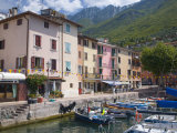 Brenzone on the Eastern Shore of Lake Garda  Verona  Veneto  Italy
