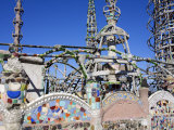 Watts Towers National Historic Landmark  Los Angeles  California  United States of America