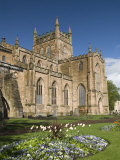 Dunfermline Abbey  Dunfermline  Fife  Scotland  United Kingdom  Europe