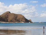 Beach Front  San Juan Del Sur  Nicaragua  Central America