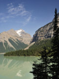 Kinney Lake and Whitehorn Mountain  Mount Robson Provincial Park  British Columbia  Canada