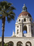 City Hall  Pasadena  Los Angeles  California  United States of America  North America
