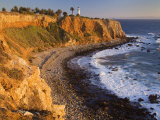 Point Vincente Lighthouse  Palos Verdes Peninsula  Los Angeles  California