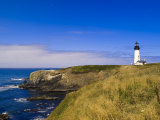 Yaquina Head Lighthouse  Oregon  United States of America  North America
