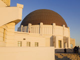 Griffith Observatory  Hollywood  California  United States of America  North America