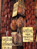 Delicatessen Shop  Norcia  Umbria  Italy  Europe