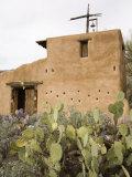 Adobe Mission  De Grazia Gallery in Sun  Tucson  Arizona  United States of America  North America