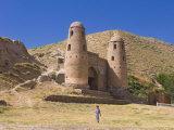 Fortress of Hissar  Tajikistan  Central Asia