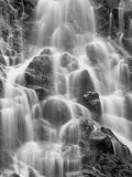 Detail of Horsetail Falls  Near Valdez  Alaska  United States of America  North America