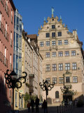 Fembo House (City Museum)  Nuremberg  Bavaria  Germany  Europe