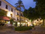 Old Town  Marbella  Malaga  Andalucia  Spain  Europe